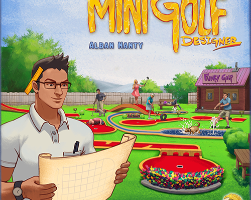 Back or Brick: Minigolf Designer
