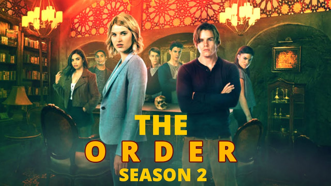 TelevisionTalks: The Order Season 2
