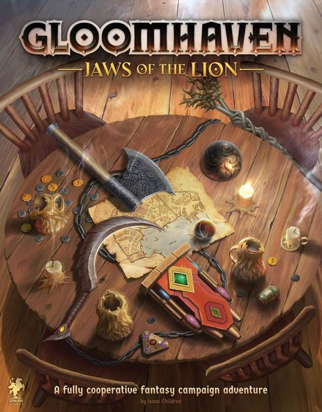 Point of Order: Gloomhaven: Jaws of the Lion