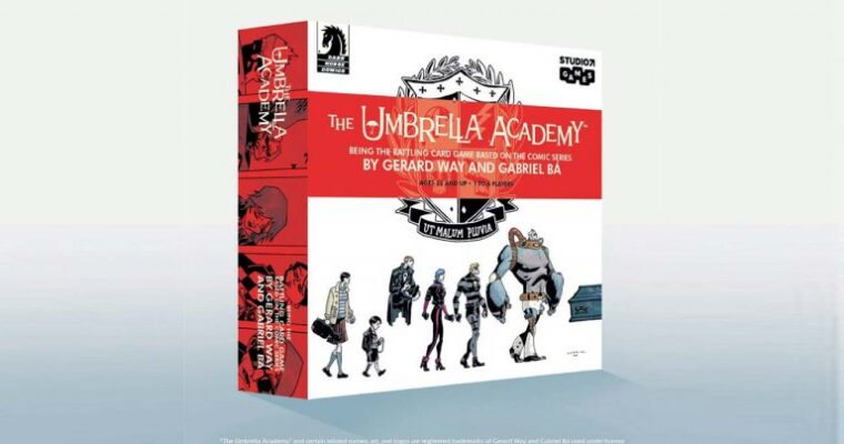 Back or Brick: The Umbrella Academy Game