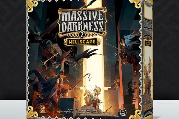 Back or Brick: Massive Darkness 2: Hellscape