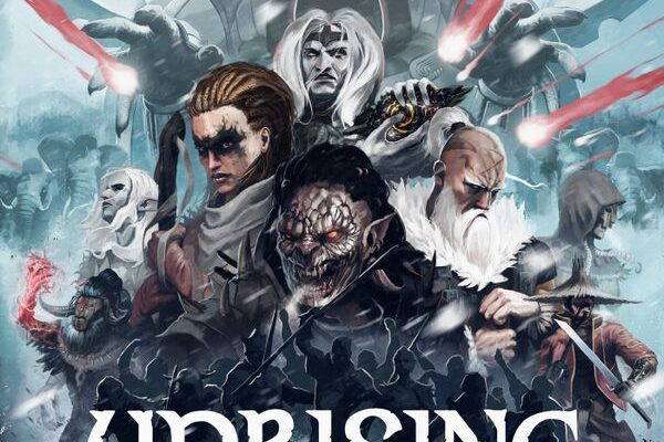 Back or Brick: Uprising – Curse of the Last Emperor
