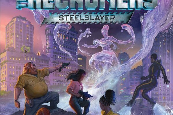 Back or Brick: The Reckoners: Steelslayer