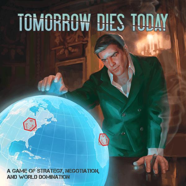 Back or Brick: Tomorrow Dies Today