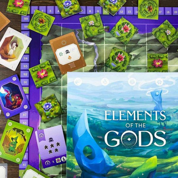 Back or Brick: Elements of the Gods