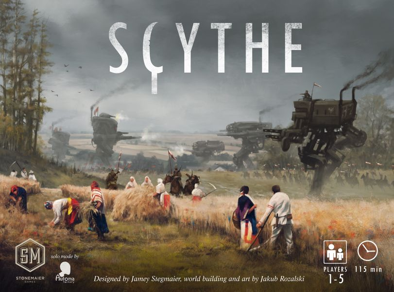 Point of Sale: So Long To Scythe