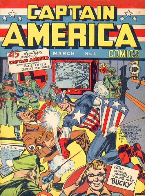 10 Minute Marvel Episode 51 – J Jonah Jameson in the MCU and Captain America Civil War