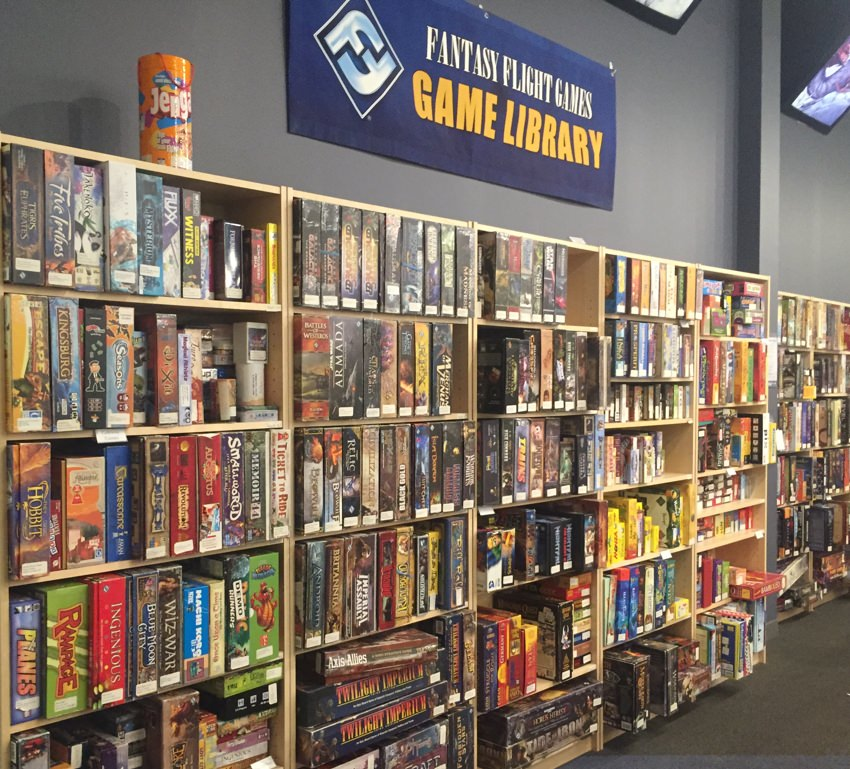Building a Board Game Collection