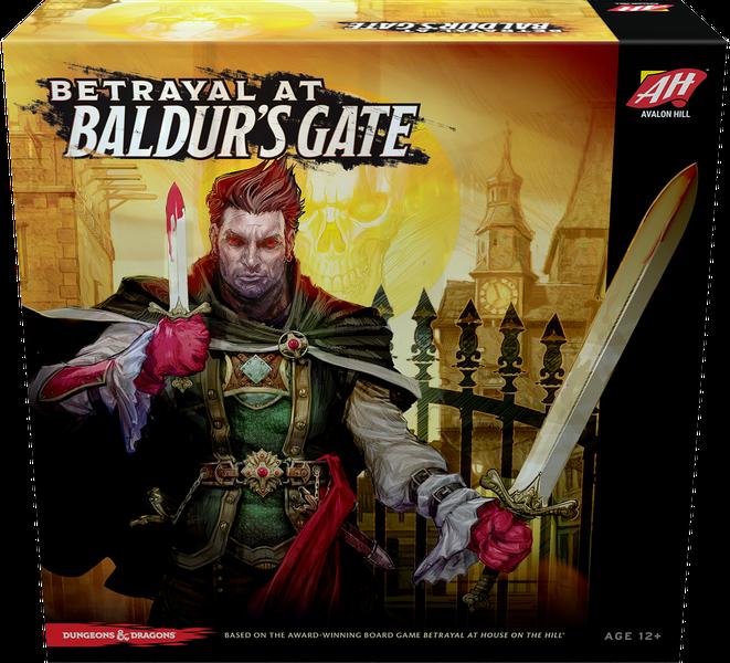 TableTopTakes: Betrayal at Baldur's Gate