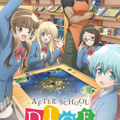 TelevisionTalks – Afterschool Dice Club Episode 3: Not Alone