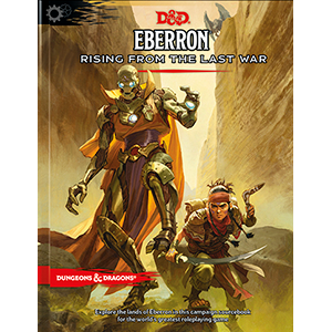 Friday Night D&D – Looking for Love in Eberron Places