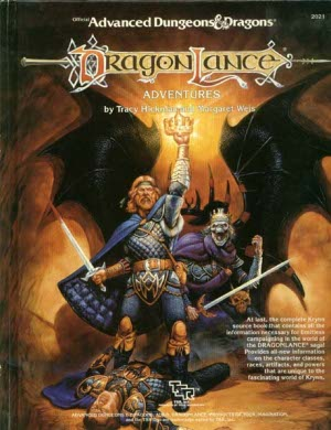 Dungeons and Dragons: Dragonlance