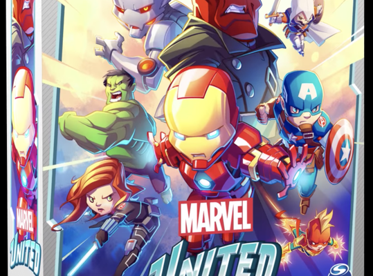 Back of Brick – Marvel United