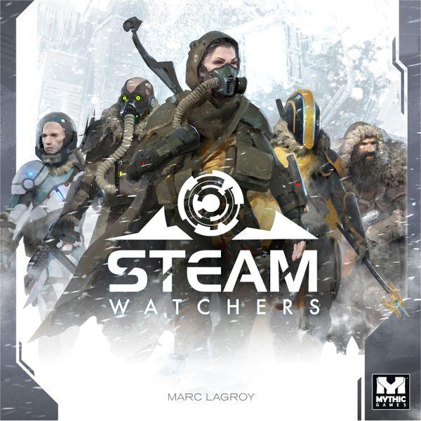 Back of Brick – Steamwatcher