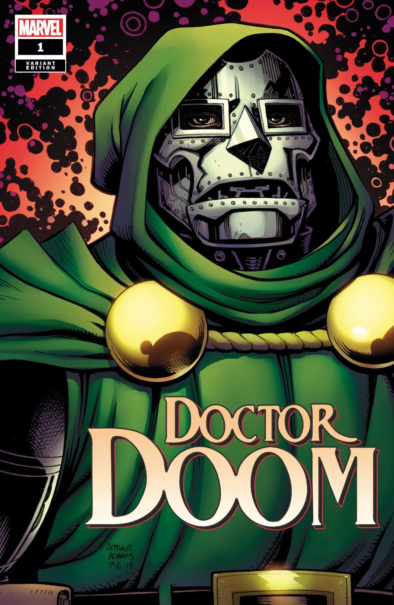10 Minute Marvel Episode 41 – Marvel News and Doctor Doom