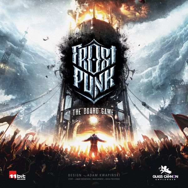 Coming to Kickstarter Vol 1: Frostpunk and 7th Citadel
