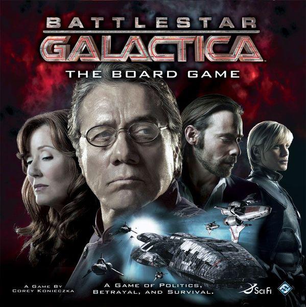 Battlestar Glactica