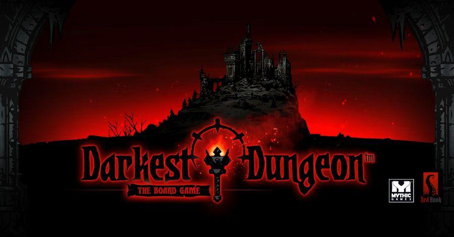 Back or Brick: Darkest Dungeon