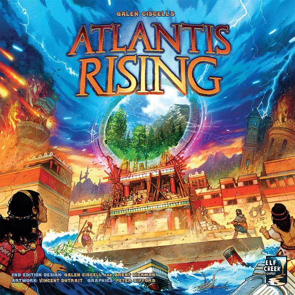 Back or Brick: Atlantis Rising: Monstrosities (2nd Edition Reprint)