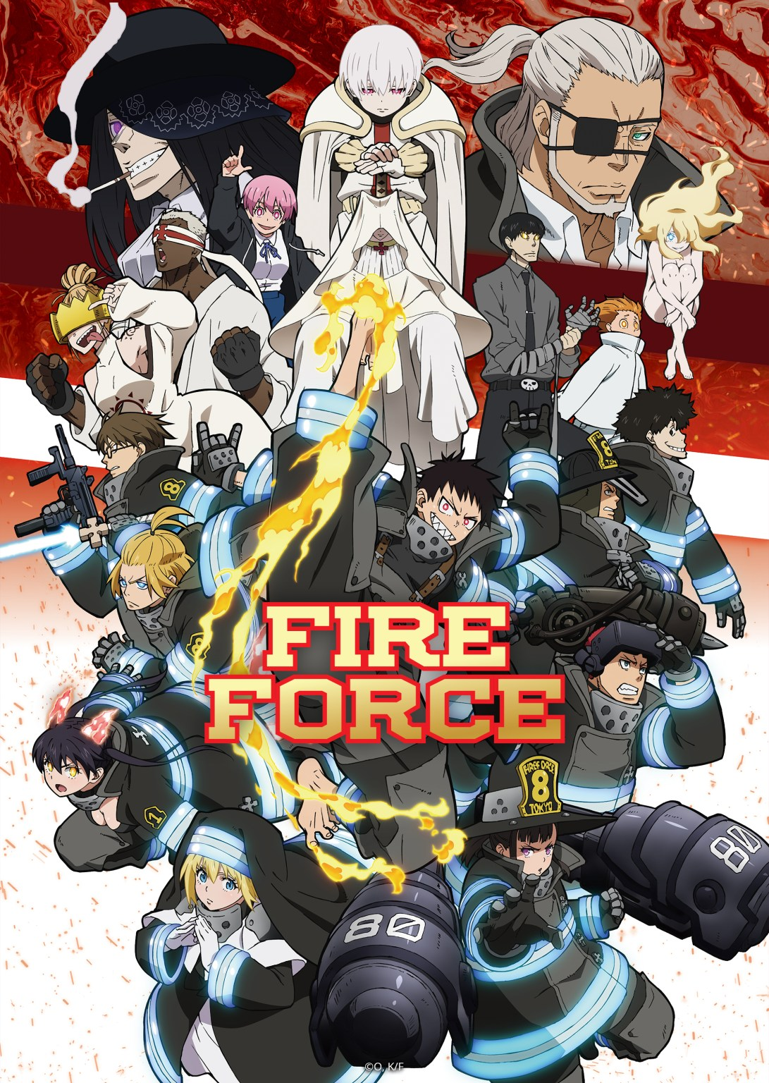 TelevisionTalks: Fire Force