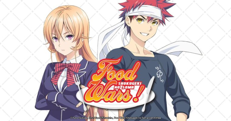 TelevisionTalks: Food Wars!