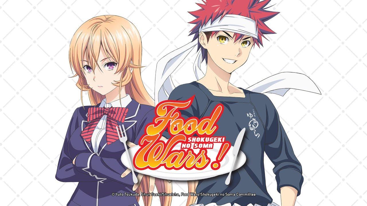 TelevisionTalks: Food Wars!