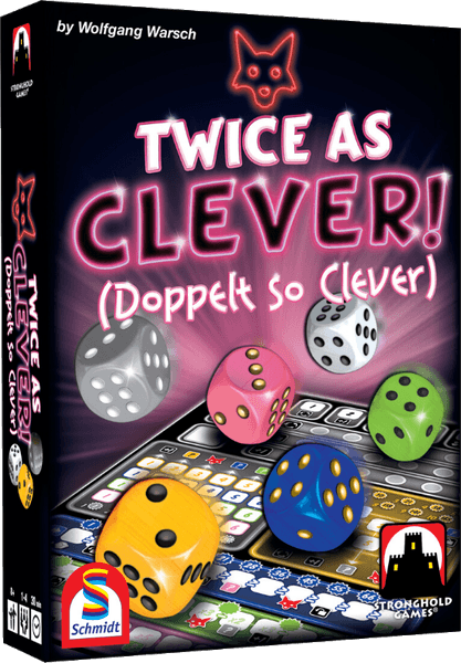 Board Game Battle: Ganz Schon Clever vs Doppelt So Clever vs Clever Hoch Drei