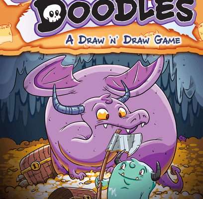 TableTopTakes: Deadly Doodles Board Game Review