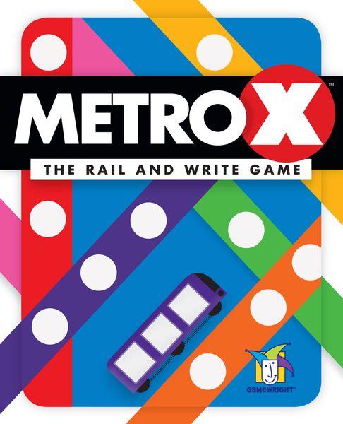TableTopTakes: Metro X