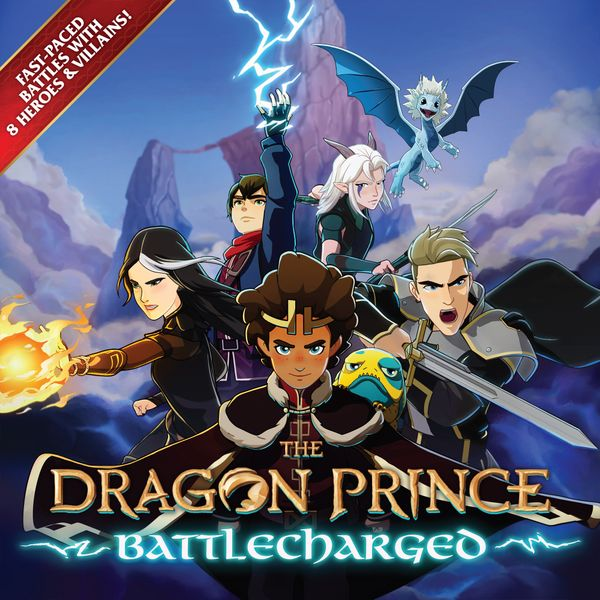 The Dragon Prince Battlecharged