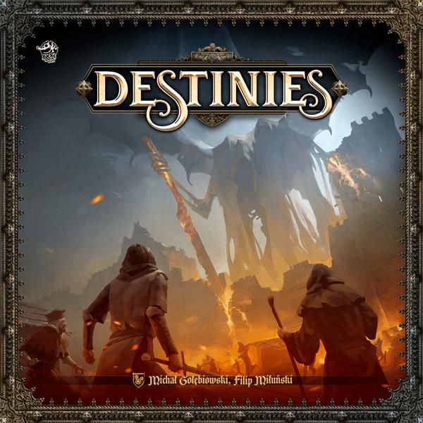 Destinies Board Game