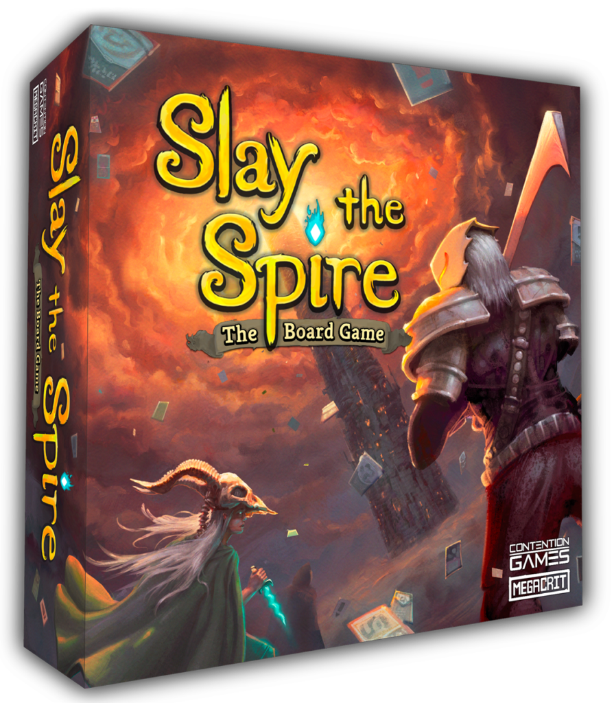 Slay the Spire Board Game