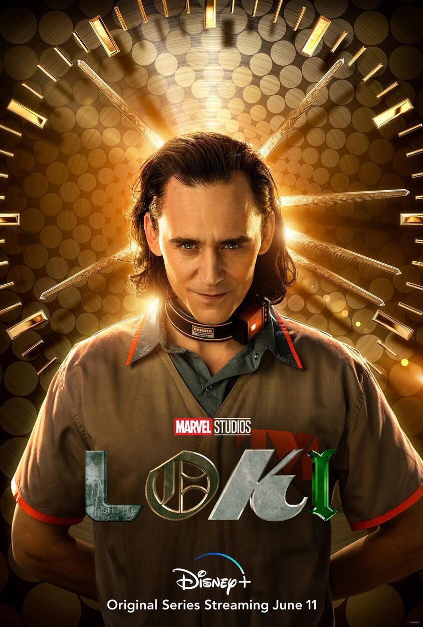 Loki Show Poster