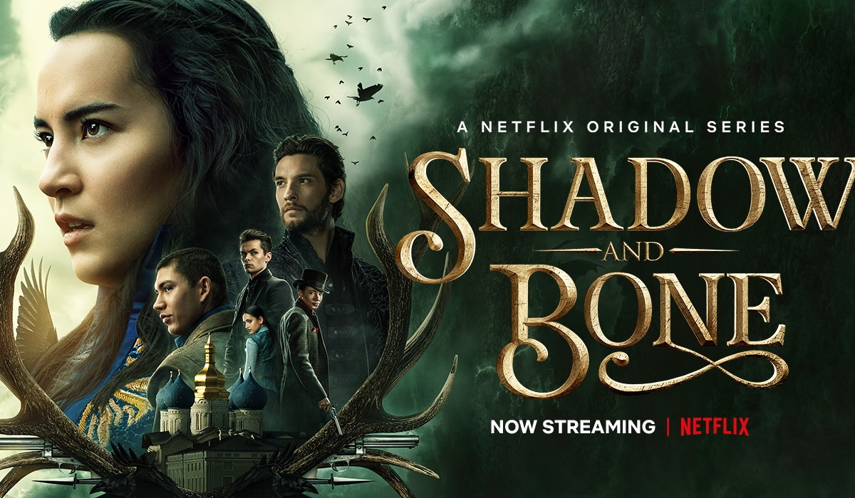 Shadow and Bone Poster